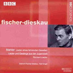 Mahler : Lieder : Fischer-Dieskau