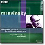 Shostakovich : Symphony No.8 : Mravinsky