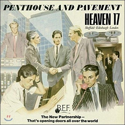 Heaven 17 - Penthouse And Pavement (Special Edition)