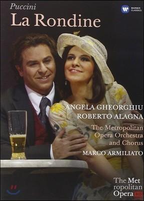 Roberto Alagna / Angela Gheorghiu 푸치니: 론디네 [제비] (Puccini: La Rondine)