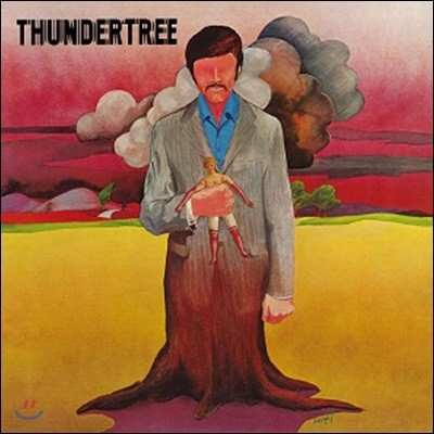 Thundertree (썬더트리) - Thundertree [LP]