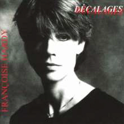 Francoise Hardy - Decalages (LP)