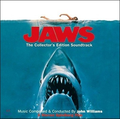 죠스 영화음악 - 발매 25주년 기념 컬렉터스 에디션 (JAWS - The Collector's Edition by John Wiliams 존 윌리엄스)