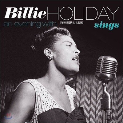 Billie Holiday (빌리 홀리데이) - An Evening With Billie Holiday Sings [LP]