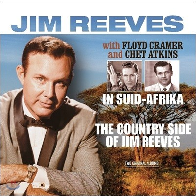Jim Reeves & Floyd Cramer (짐 리브스, 플로이드 크래머) - The Country Side Of Jim Reeves / In Suid-Afrika [LP]