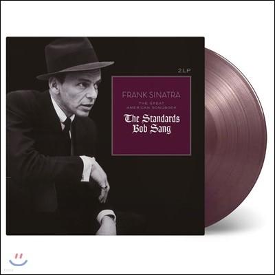 Frank Sinatra (프랭크 시나트라) - Great American Songbook: The Standards Bob Sang [퍼플 골드 믹스 컬러 2 LP]