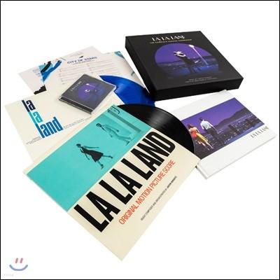 라라랜드 영화음악 합본 컴플리트 박스세트 (La La Land OST - The Complete Musical Experience by Justin Hurwitz 저스틴 허위츠) [3 LP+2 CD]