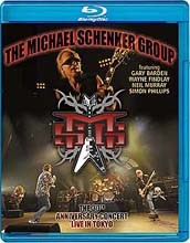 Michael Schenker Group - Live In Tokyo: The 30th Anniversary Concert