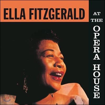 Ella Fitzgerald (엘라 피츠제럴드) - At The Opera House [LP]