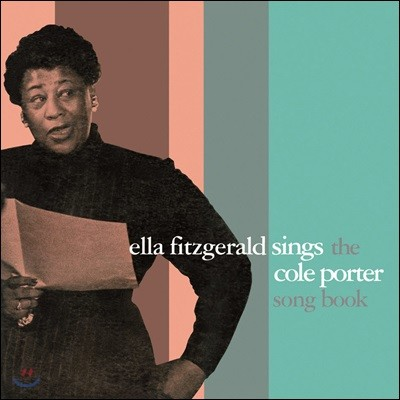 Ella Fitzgerald (엘라 피츠제럴드) - The Cole Porter Song Book [2 LP]