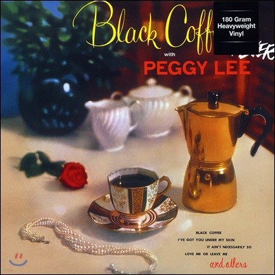 Peggy Lee (페기 리) - Black Coffee And Fever [LP]