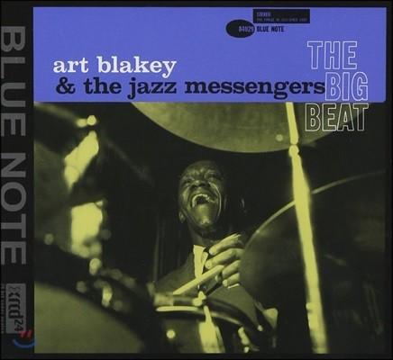 Art Blakey & The Jazz Messengers (아트 블래키 앤 더 재즈 메신저스) - The Big Beat [XRCD]