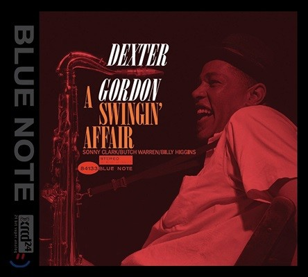 Dexter Gordon (덱스터 고든) - A Swingin' Affair [XRCD]