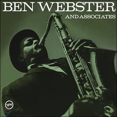 Ben Webster (벤 웹스터) - Ben Webster and Associates [2 LP]