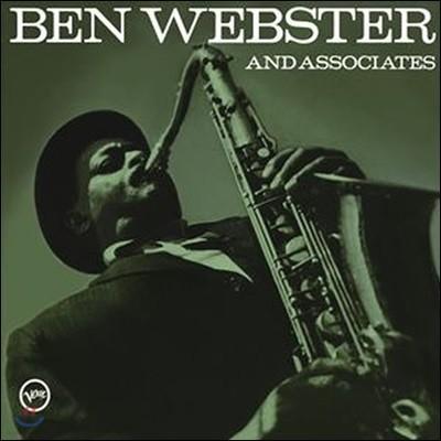 Ben Webster (벤 웹스터) - Ben Webster and Associates [2 LP]