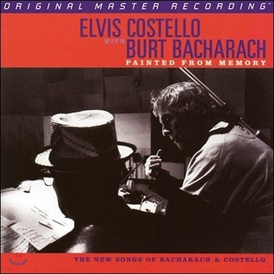 Elvis Costello With Burt Bacharach - Painted From Memory 엘비스 코스텔로, 버트 바카락