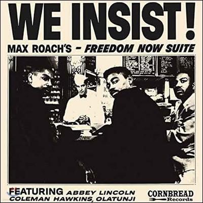Max Roach (맥스 로치) - We Insist ! [LP]