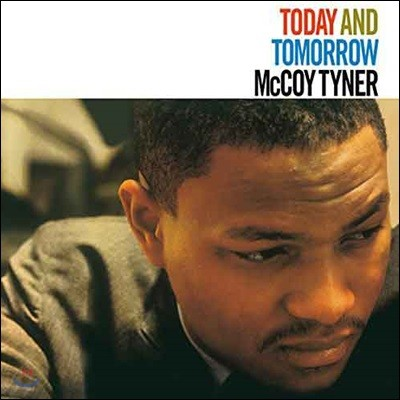 McCoy Tyner (맥코이 타이너) - Today And Tomorrow [LP]