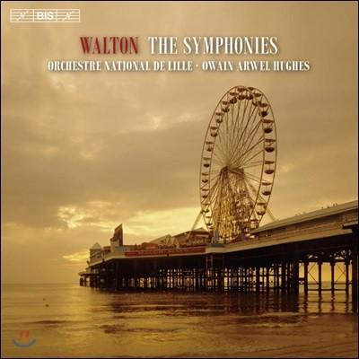 Owain Arwel Hughes 월리엄 월턴: 교향곡 1, 2번 (Walton: The Symphonies)