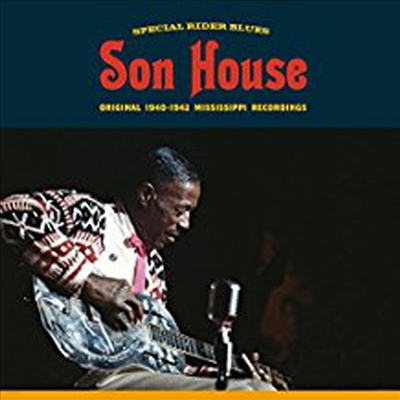 Son House - Special Rider Blues - Original 1940-1942 Mississippi Recording (Limited Edition)(180G)(LP)