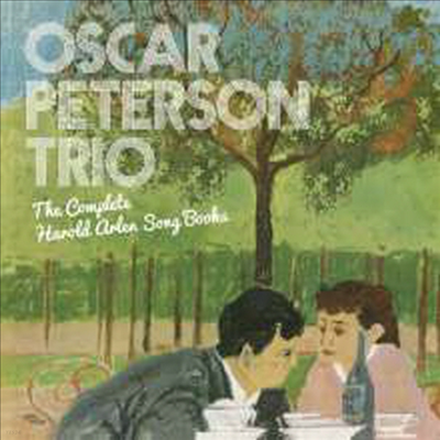 Oscar Peterson Trio - Complete Harold Arlen Song Books (Remastered)