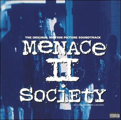사회에의 위협 영화음악 (Menace II Society OST) [2LP]