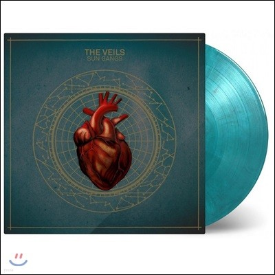 The Veils (더 베일즈) - Sun Gangs [투명 그린 & 화이트 컬러 LP]