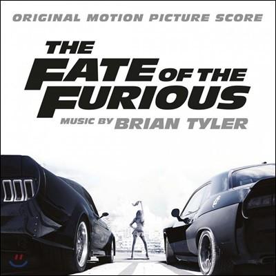 분노의 질주 : 더 익스트림 8 영화음악 (The Fate Of The Furious OST by Brian Tyler 브라이언 타일러) [2 LP]