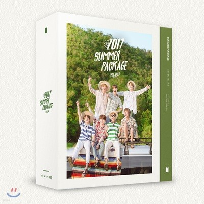 방탄소년단 (BTS) - 2017 BTS Summer Package Vol.3