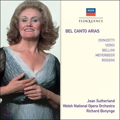 Joan Sutherland 조안 서덜랜드 - 벨 칸토 아리아집: 도니제티 / 베르디 / 벨리니 / 마이어베어 / 로시니 (Bel Canto Arias - Donizetti / Verdi / Bellini / Meyerbeer / Rossini)