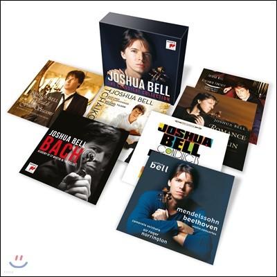 Joshua Bell 조슈아 벨 - 클래시컬 컬렉션: 소니 녹음 전곡 14CD 박스세트 (The Classical Collection)