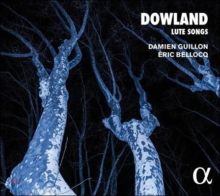 Damien Guillon 존 다울랜드: 류트 송 - 다미앙 기용, 에릭 벨로크 (John Dowland: Lute Songs)