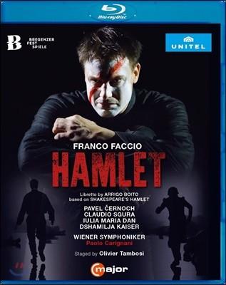 Paolo Carignani 프랑코 파치오: 햄릿 (Franco Faccio: Hamlet - Bregenz Festival 2016)