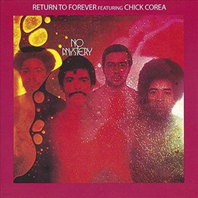 Return To Forever Feat. Chic Corea - No Mystery (Super-Jewelcase)