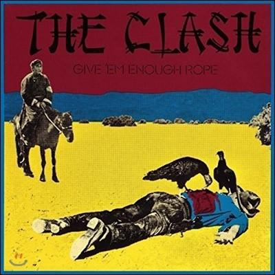 Clash (클래시) - Give 'Em Enough Rope [LP]