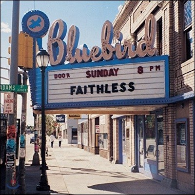 Faithless (페이스리스) - Sunday 8PM [2 LP]