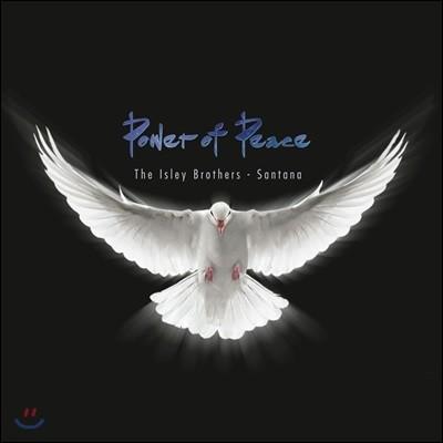 Isley Brothers, Santana (아이슬리 브라더스, 산타나) - Isley Brothers & Santana (아이슬리 브라더스, 산타나) - Power Of Peace [2 LP]