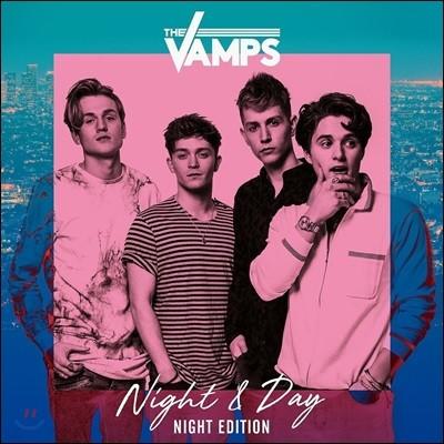 The Vamps (더 뱀프스) - Night & Day (Night Edition) 3집