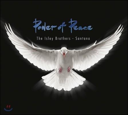 Isley Brothers & Santana (아이슬리 브라더스 & 산타나) - Power Of Peace