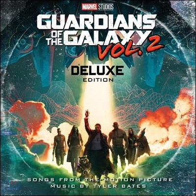 가디언즈 오브 갤럭시 2 영화음악 (Guardians Of The Galaxy OST - Awesome Mix Vol. 2) [2LP]