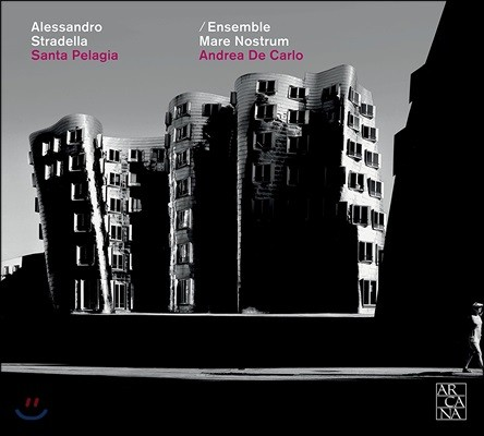 Ensemble Mare Nostrum 알레산드로 스트라델라: 오라토리오 '성 펠라지아' - 앙상블 마레 노스트룸, 안드레아 데 카를로 (Alessandro Stradella: Santa Pelagia)