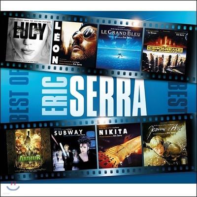 에릭 세라 영화음악 베스트 앨범 (Best Of Eric Serra OST)