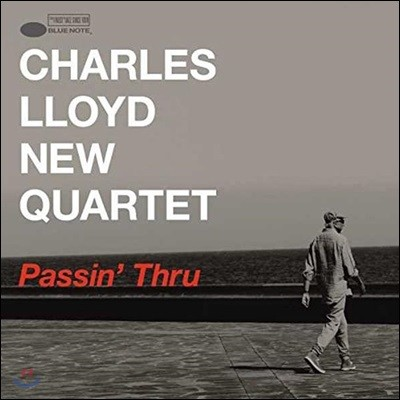 Charles Lloyd New Quartet (찰스 로이드 뉴 쿼텟) - Passin' Thru [2 LP]