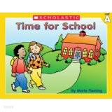 Level A - Time For School (Little Leveled Readers: Level a)
