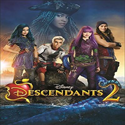 Descendants 2 (디센던츠 2)(지역코드1)(한글무자막)(DVD)