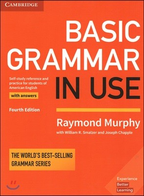 Basic Grammar in Use With Answers, 4/E