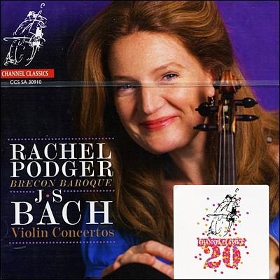 Rachel Podger 바흐: 바이올린 협주곡 (Bach: Violin Concertos) 레이첼 포저
