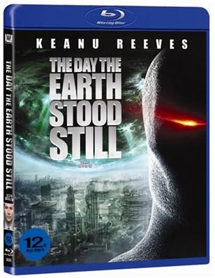 지구가 멈추는 날 : (1disc) 블루레이