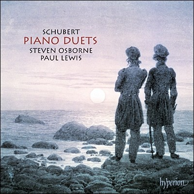 Paul Lewis / Steven Osborne 슈베르트: 네 손을 위한 피아노 연주 (Schubert: Piano Duets)