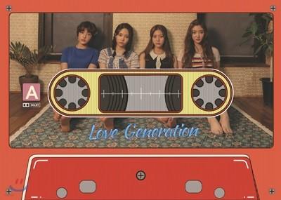 다이아 (Dia) - 미니앨범 3집 : Love Generation [유닛판] (L.U.B ver.)